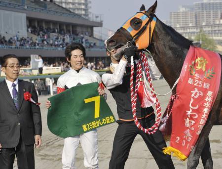 【競馬】 ホッコータルマエが今年限りで現役引退、種牡馬入りへ