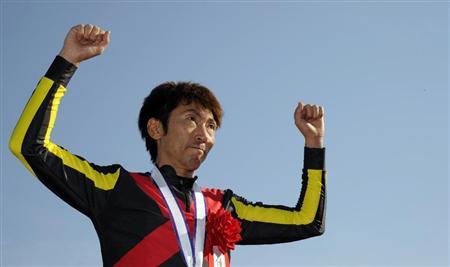 【競馬】 松岡騎手「デビュー前から調教乗ってたけど、ディーマジェスティはダービーを目指せる。キャプテン(蛯名)が乗ってくれ」