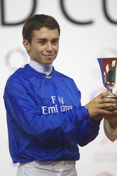 【競馬】 ミカエル・バルザローナ騎手(22)が今秋短期免許で初来日 19歳で英ダービー制覇、昨年ドバイWCに勝利した欧州騎手界の新星