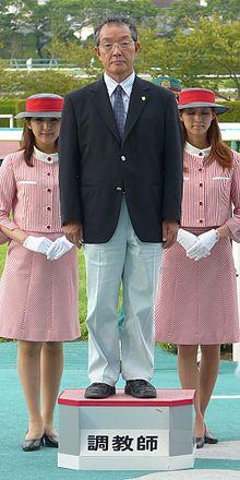 【競馬】 JRAの増本豊調教師死去…67歳 99年に管理馬マサラッキが高松宮記念優勝、障害G1も3勝など重賞18勝をマーク