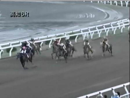 【競馬】 昨日、高知競馬第6Rで酷い八百長がありました