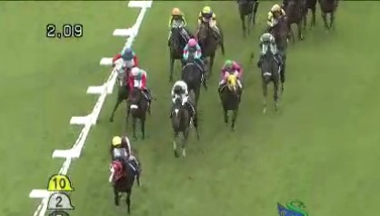 【競馬】 和田が10馬身の不利を受けてた件 【菊花賞】