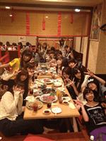 【削除画像有り】乃木坂46メンバーが焼肉店で飲食する写真に男性や灰皿が映り込み、慌てて削除される