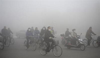 【驚愕】中国の「大気汚染」がヤバすぎるwwwwwwwwwwwwwww(画像あり)