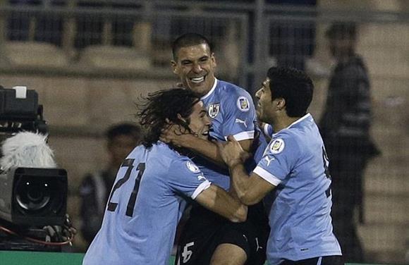 Uruguay プレーオフ