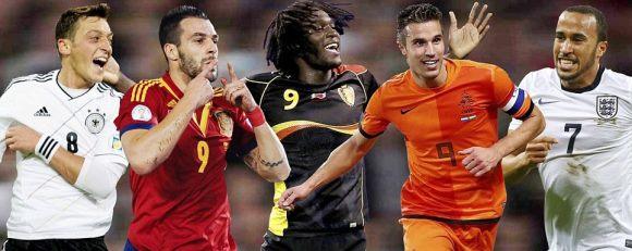 【ハイライト動画まとめ】W杯欧州予選、ベルギー、イタリア、ドイツ、オランダ、スイスの本大会出場決定