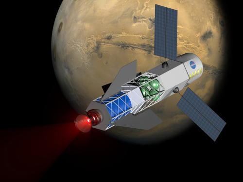 米国NASAで核融合エンジンの開発に着手 … 時速32万キロで東京~大阪間も5秒で移動、地球から火星まで30日で行くことが可能