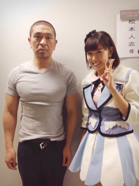 【画像】松本人志(50)の大胸筋wwwwwwwwwwww
