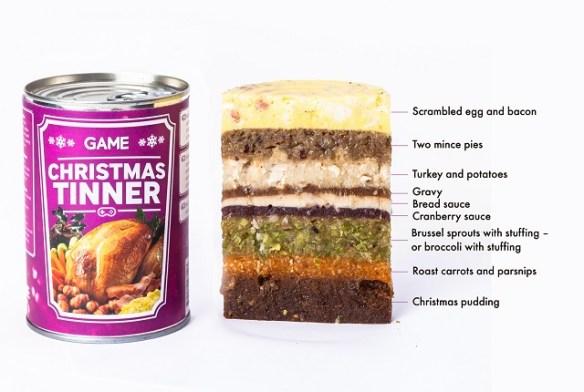 【朗報】クリスマスぼっちのお前らに最適なディナー缶詰が発売される
