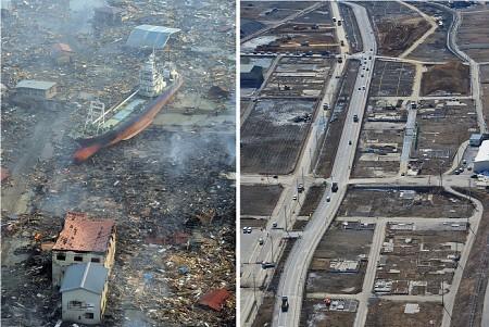 【画像】震災から3年経った気仙沼の復興具合・・・