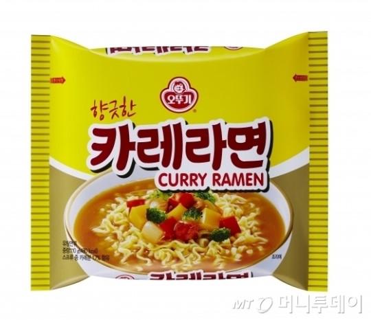 韓国でウコンを混ぜた「カレーラーメン」発売wwwwwwwwwwwwwww