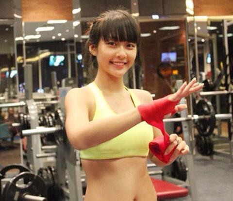 【激かわ】ベトナムの15歳の美少女ボクサーが可愛すぎるwwwwwwwwwwwww(画像あり)