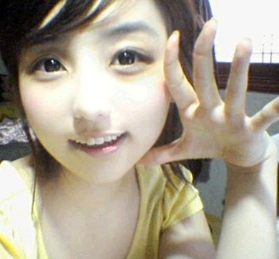 【画像あり】韓国のネットアイドルが可愛すぎると話題にwwwwwwwwwwww