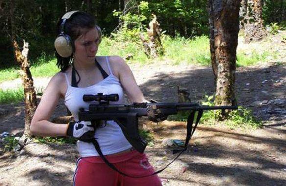 【画像65枚】セクシーな「武装」した女の子かっこ良すぎワロタwwwwwwwwww