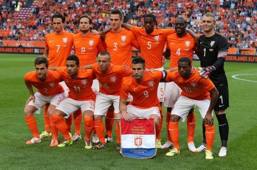 オランダ代表、ワールドカップ最終メンバー23人を発表