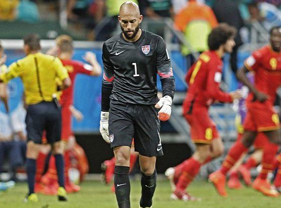 【動画ハイライト】アメリカ対ベルギー 決勝T1回戦