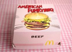 マックのアメリカン最終章はファンキーなBBQソース…「アメリカンファンキー BBQ ビーフ/チキン」