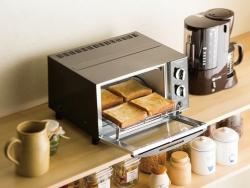 トースト4枚を一度に焼ける! 象印マホービン、新型トースターを発売