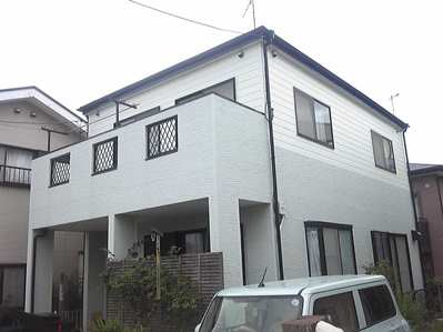 茅ヶ崎市サイディング塗装2
