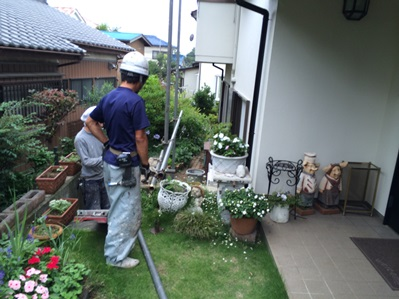 綾瀬市 外壁塗装 アフターケア6