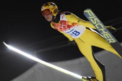 ソチ五輪:レジェンド葛西紀明(41) 7度目の五輪で悲願の個人メダル … ノルディックスキー・ジャンプ男子個人ラージヒル