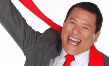"""アントニオ猪木、北朝鮮訪朝時 「日本の""""ミサイル""""も北朝鮮に向いています」 … 小粋なジョークで場を凍り付かせる"""