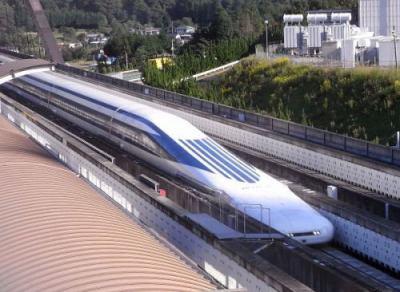 日本のリニア新幹線技術、米国ワシントン-ボルティモア間66キロに無償導入へ、日米首脳会談で表明予定 … リニア受注を確実にし量産効果でのコスト減・知名度UPによる販路開拓が目的