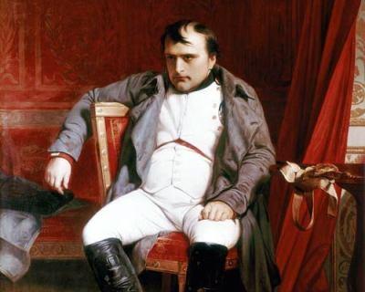 ナポレオンの毛髪、盗まれる … 犯行にかかった時間は10分程度 - 豪美術館