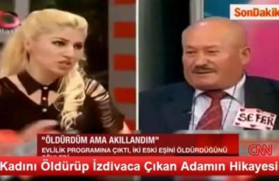 お見合い番組に出演の男 「トルコから来ました62歳男子です。妻を二人コロコロして来ました。三人目を募集しています」 → 司会者「・・・おまえ帰れよ」 スタジオの観客、拍手 (動画)