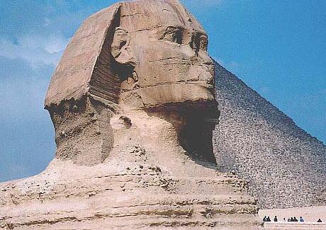 中国に偽スフィンクス出現、エジプト「ユネスコに訴えてやる」 → 中国「映画の撮影用でした。あとで壊します」とあっさり引き下がる (画像)