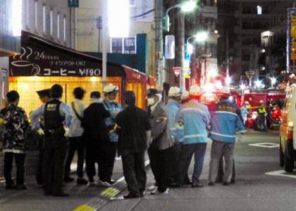 東京・池袋の飲食店で発砲事件、女性が頭を拳銃で撃たれ、心肺停止 → その後死亡 … 撃たれたのは中国籍の30代とみられる女性、撃った中国籍の男の身柄確保