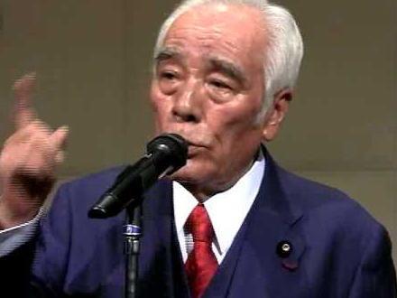 元どこかの国の国会議員・民主党の石井一(80)めぐみさん死亡発言について、「発言の撤回はない」「北朝鮮が一度死亡を認定した人が戻ってくることはあり得ない、という趣旨で話した」