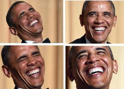 """オバマ大統領がチャリティー活動に参加、その場で小学6年生・マディソンちゃんが見せた""""気遣い""""に、思わず苦笑い"""