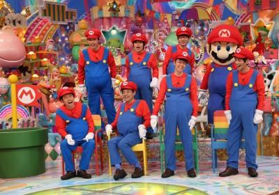 【朗報】来週のアメトーーク!は『スーパーマリオ芸人』wwwww