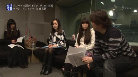 【放送事故】声優の竹達彩奈さんのすっぴんがテレビで偶然放送されるww