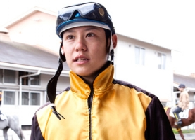 【競馬】 菱田騎手「問題ない」 早くも今週復帰!
