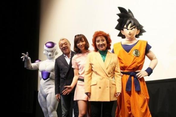 野沢雅子、『ドラゴンボール』で一番嫌いなキャラは「フリーザ」と明かす