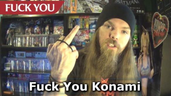 【悲報】コナミ、海外で炎上する。「FACK YOU KONAMI」が流行語に