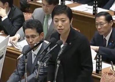 民主・辻元清美議員「中東支援は人道支援だと思っているのは日本だけじゃないの?」 → 安倍首相「ISILですら人道支援と言ってるのに?思ってないのは辻本さんだけじゃないんですか」