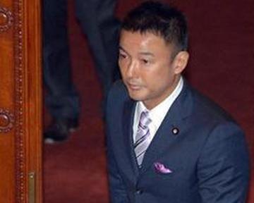 参院本会議での山本太郎氏のテロ批難決議案を棄権について、民主・榛葉氏「決議の意味分かっているのか?」「わざわざ目立つ形で退席。間違ったメッセージが送られないか懸念」