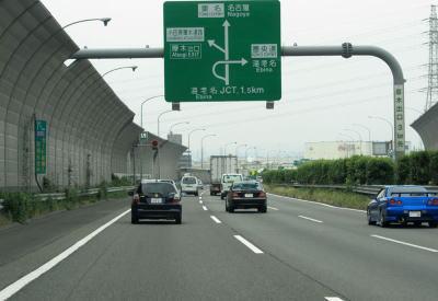 東名『海老名JCT』 欠陥設計ともいえる構造でいつも渋滞が発生、なぜなのか? … NEXCO中日本広報「安全性を第一に考えて、わざとスピードを落とさせて合流させるという設計にしました」