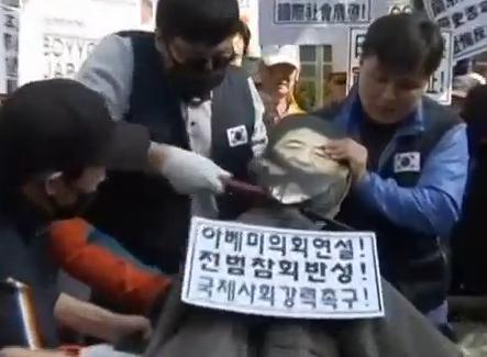 朝日新聞 「日韓首脳会談が『必要』との回答が約7割、更に7割近くが『日韓関係を改善しなければならない』と回答 … 韓国・東亜日報実施の世論調査」