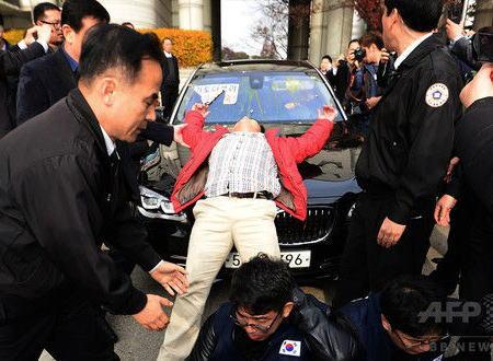 韓国の柳興洙駐日大使、産経新聞前ソウル支局長・加藤達也氏への出国禁止措置の解除について「一つの国が良いことをしたら、相手の国がお返しに何かをすれば首脳会談にもつながる」
