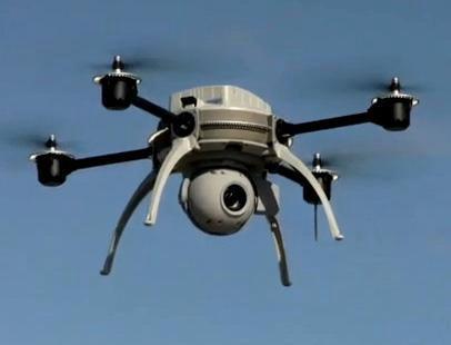 東京MXテレビ「急速に広まった小型無人ヘリ『ドローン』を飛行させてみます」→ 「あっ」 … ドローンをイギリス大使館の敷地内に墜落させる