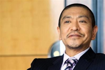 川崎中1殺害事件に松本人志がコメント 「青たん出来た少年は笑いになるはず」