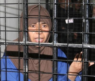 【イスラム国】サジダ・リシャウィ死刑囚の死刑執行 ヨルダン国営テレビが伝える