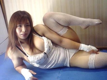 【速報】この女レスラーがエッロすぎて俺の股間がタイガー服部wwwwwwwwwwww(画像あり)