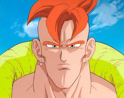 【悲報】ワイ、人造人間16号みたいな髪型にされるwwwwwwwwwwww