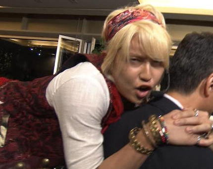 NEWSの手越祐也さん、テレ東の番組で柏木由紀ファンを煽りまくる(画像)