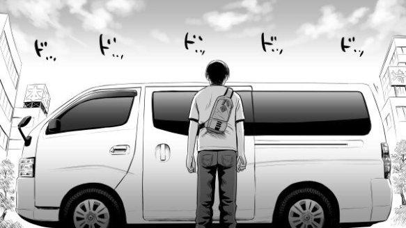 【悲報】ロリ漫画でハイエースに次ぐ新たな風評被害wwwwwww